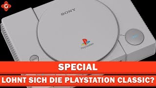 Lohnt sich die PlayStation Classic?   Special