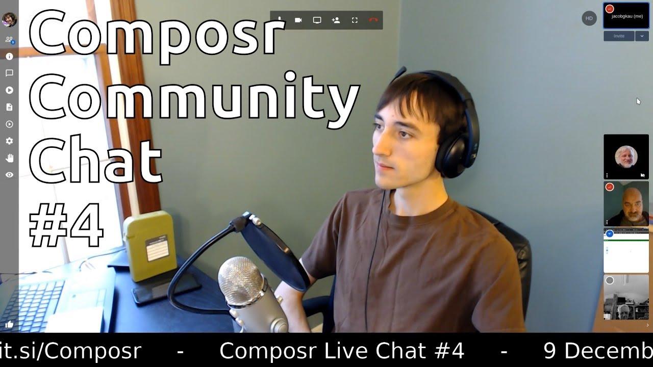 Composr Community Chat #4