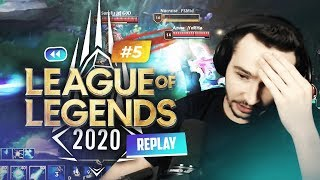 LA GAME DE TROP ? ► League of Legends #5