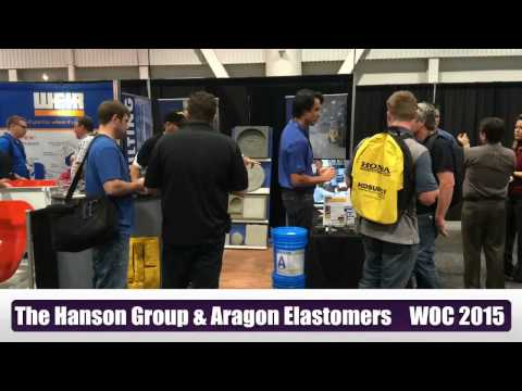 World of Concrete 2015 Timelapse - THG Booth