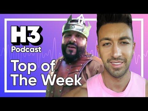 Prank Invasion Gets DUNKED On & DJ Khaled Returns - H3 Podcast #113