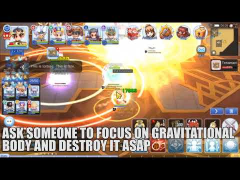 NEW TIPS TO CLEAR THANATOS TOWER 2F (BRAVE)