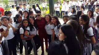 Chocholoco - Show en Colegio de la Ponce Enrique