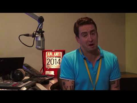 Best Radio DJ UAE 2014