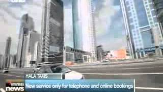 Dedicated booking-only Hala Taxi service launched in Dubai