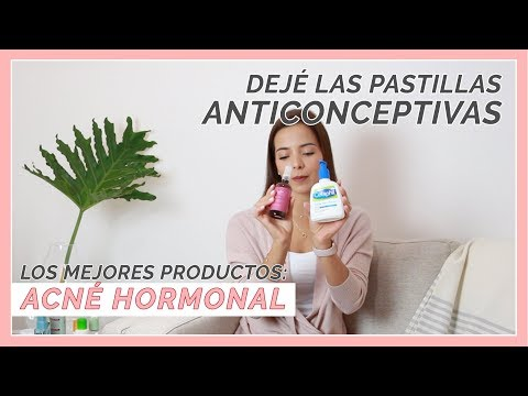 Dejé las PASTILLAS ANTICONCEPTIVAS | Desbalance hormonal, acné hormonal