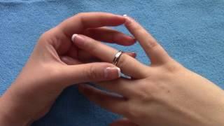 видео Свадебные кольца на Алиэкспресс