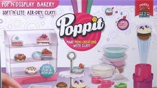 Poppit! Pop 'n' Display Bakery from Moose Toys
