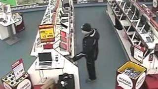 В Салавате мужчина украл планшет в магазине