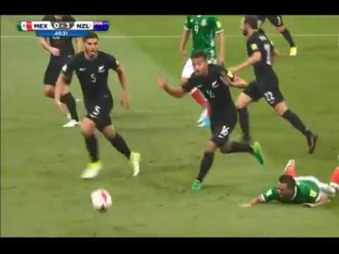 Mexico vs Nueva Zelanda 2-0 2010 from YouTube · Duration:  6 minutes 46 seconds