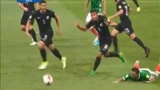 Resumen México vs Nueva Zelanda | Resumen y Goles