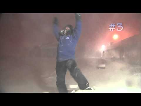 Cantore Thundersnow Montage! - #ItsAmazingOutThere
