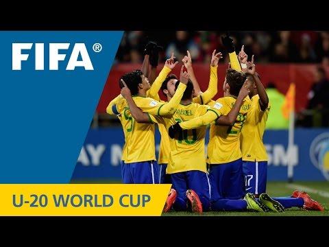 Brazil v. Senegal - Match Highlights FIFA U-20 World Cup New Zealand 2015