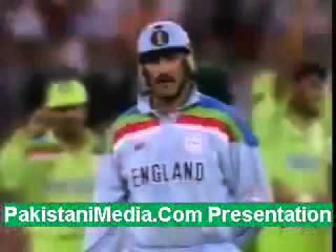 Pakistan Vs England | 1992 ICC World Cup Finals | Highlights | MCG thumbnail