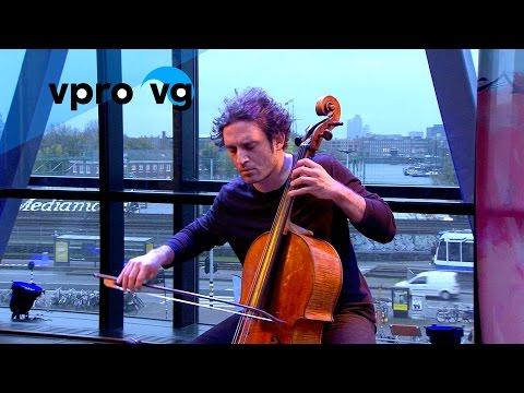 Nicolas Altstaedt - Bach/ Cello Suite nr. 1 in G – Sarabande (live @Bimhuis Amsterdam)