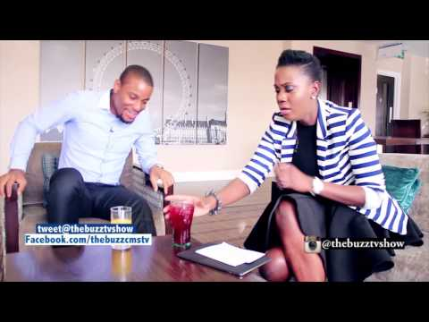Nollywood Actor Alex Ekubo Interview || THEBUZZTVSHOW