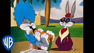Looney Tunes | Bugs' Humble Origin | Classic Cartoon | WB Kids