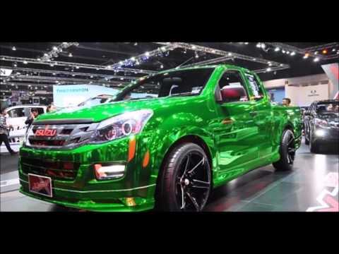 2016 Ford Ranger >> รถแต่ง รถสวย - YouTube
