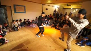 GIMME THE BREAKS Vol 2 TOPROCK BEST4 SWEETS VS SAMOHAN