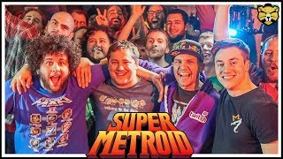GrandPooBear's Speedrun Sessions: Super Metroid 100% By OatsNGoats