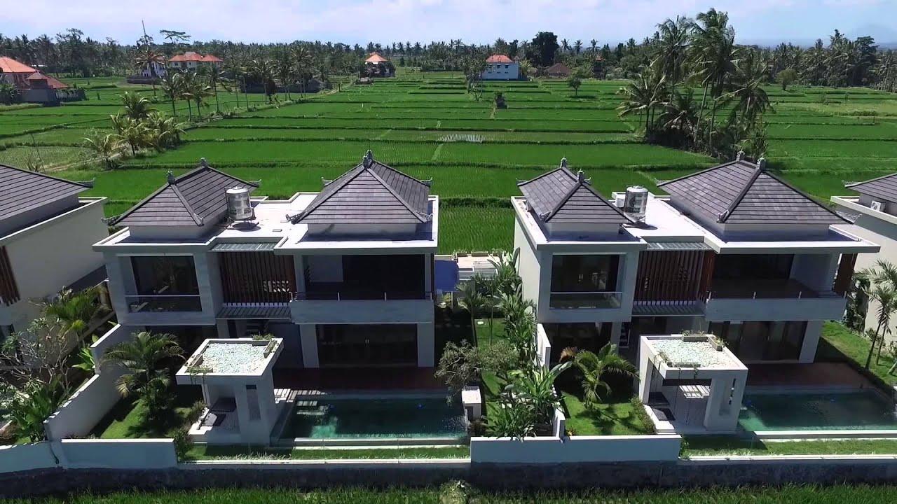 Ubud Savatthi Villas Youtube