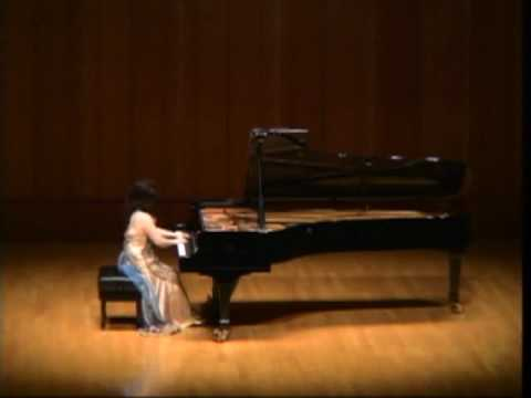 Hideyo Harada plays Schubert Moment musical No. 6 in A flat major D 780