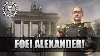 "Civilization 5 - S3 - Aflevering 5 - ""FOEI ALEXANDER!"""