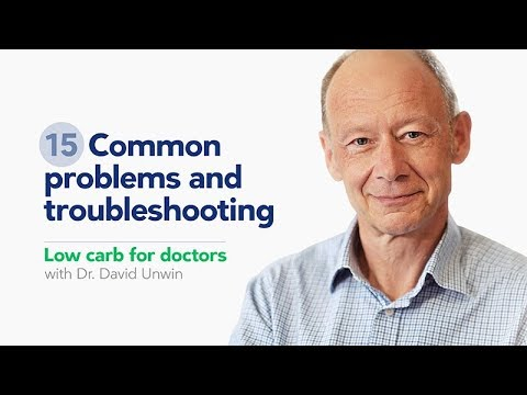 Low carb: Common problems and troubleshooting