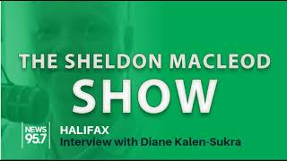 Host Sheldon MacLeod interviews Diane Kalen-Sukra, author of Save Your City on toxic culture