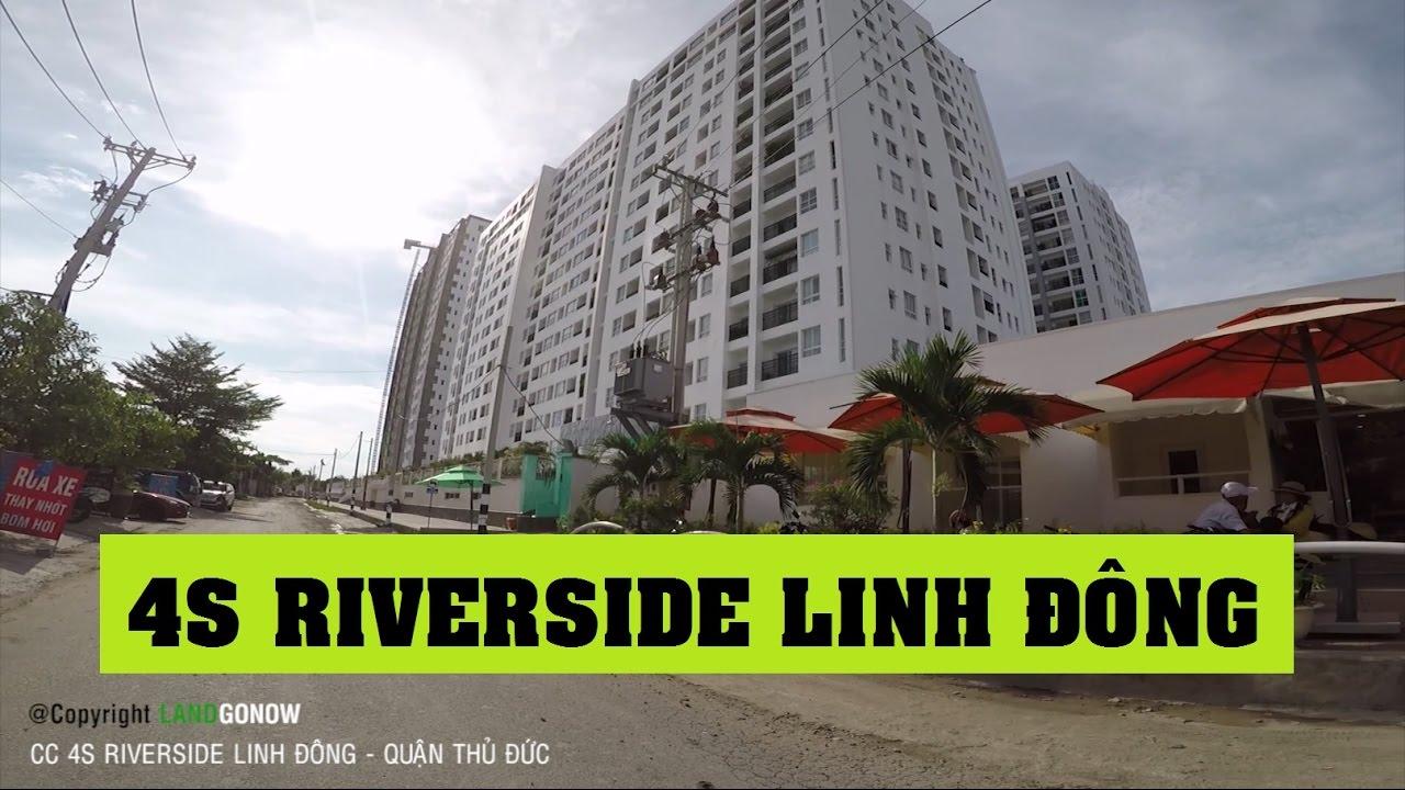 Chung cư 4S Riverside Linh Đông, Phạm Văn Đông, Linh Đông, Quận Thủ Đức – Land Go Now ✔