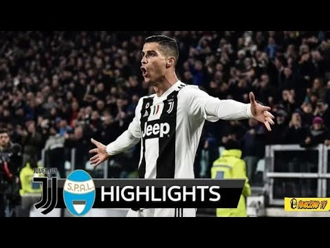 Download JUVENTUS VS SPAL - 2:0 ALL GOALS AND HIGHLIGHTS