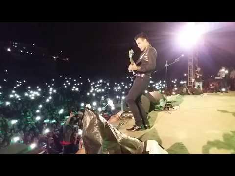 Fildan Nyanyi Lagu Sonia, Ribuan Penonton Histeris di Takawa