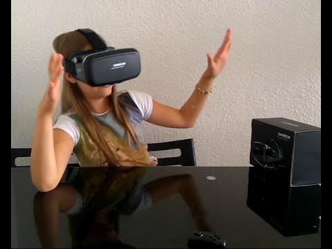 Очки виртуальной реальности,видео отчёт,тестируем,делаем выводы Virtual reality,video report,test!