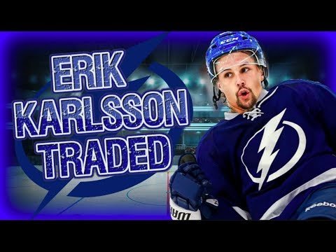WHAT IF KARLSSON WAS TRADED TO TAMPA BAY???