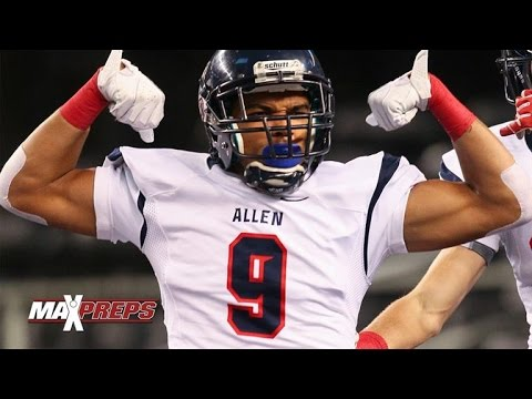 online store 54c47 abd86 3-Star WR Jalen Guyton (Notre Dame Commit) - Highlights