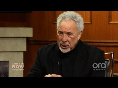 Tom Jones On Why He Omitted Alleged Affairs From New Memoir | Larry King Now | Ora.TV