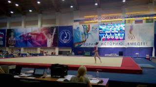 Aliya Mustafina - Russian Cup 2016 - QF FX 13.625