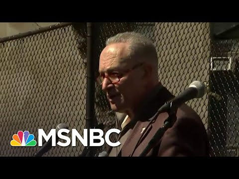 Schumer Speaks Out At Anti-Hate rally: 'Hate Against One Is Hate Against All' | MSNBC