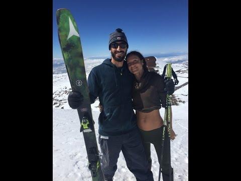 Skiing Hawaii: Mauna Kea Ski Conditions