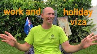 Work and holiday víza do Austrálie, práce na farmě | co a jak|