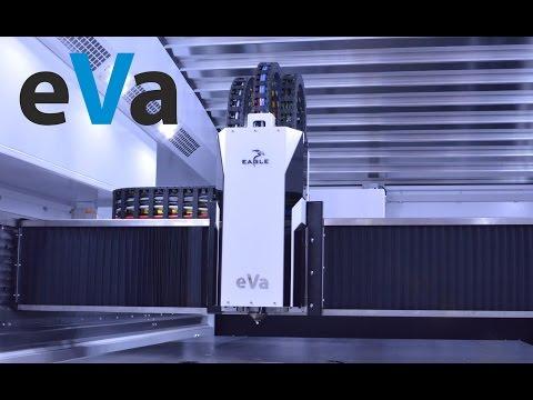 EAGLE EVa Cutting Speeds And Positioning Of Laser Fiber