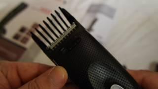 AEG HSM/R 5596 волосся борода різак Unboxing