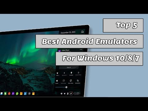 Top 5 Best Android Emulators For PC 2020 (Windows 10 And Mac OS)