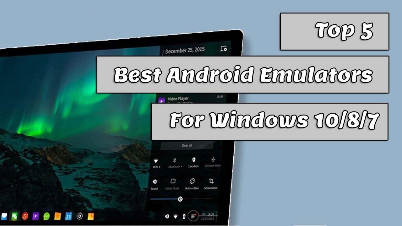 Top windows emulators for mac os recovery tool