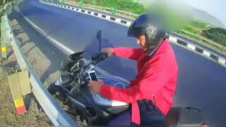 Highway superbike accident 2019 | bike accident in india