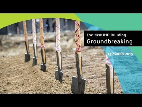 IMP Groundbreaking Ceremony - 13  March 2015
