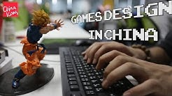 A Games Designer in China | A China Icons Video