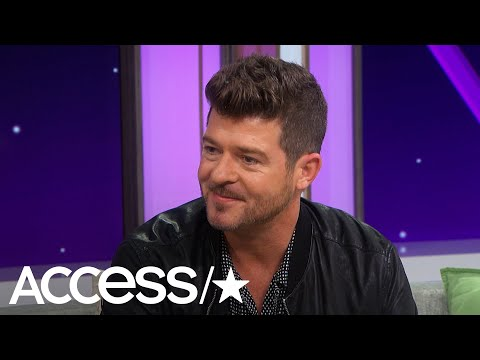 Robin Thicke On The Passing Of His Dad, Alan Thicke: 'You Never Get Over Something Like That' Mp3
