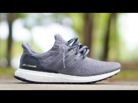 "1d29005c154 Ultra Boost 3.0 ""Mystery Grey"" REVIEW + ON FEET - YouTube"