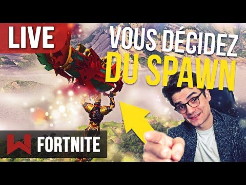 611 WINS VOUS DECIDEZ D'OU JE ME PARACHUTE | Fortnite Battle Royale - 611 WINS VOUS DECIDEZ D'OU JE ME PARACHUTE | Fortnite Battle Royale